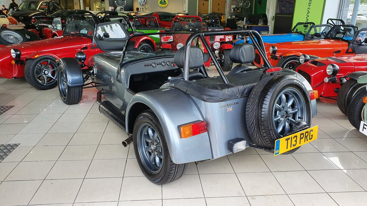 2011 Caterham Seven Classic 1.4 SV Chassis  For Sale (picture 2 of 6)