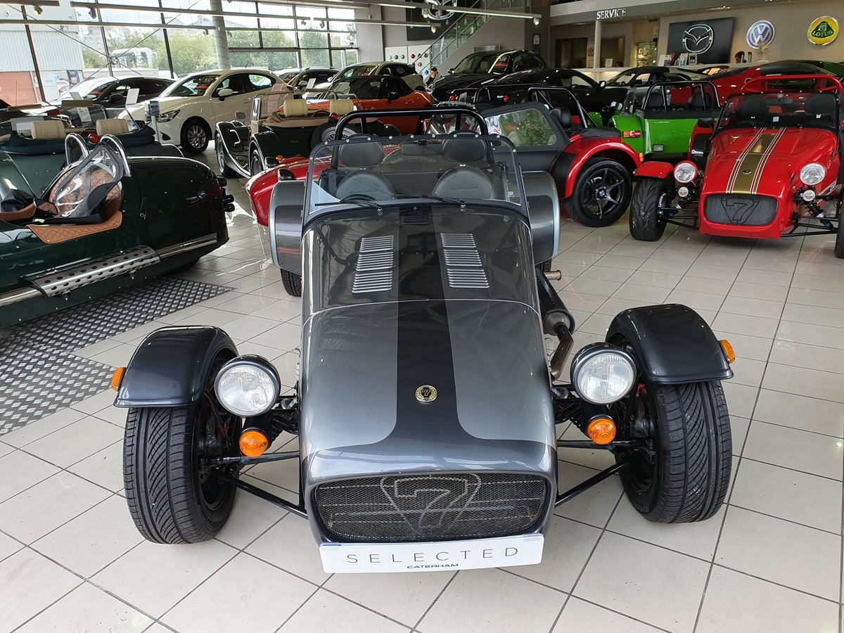 2011 Caterham Seven Classic 1.4 SV Chassis  For Sale (picture 4 of 6)