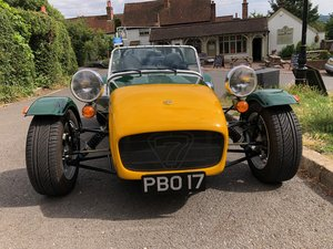 2006 Caterham Seven SV Roadsport only 5100 miles   For Sale