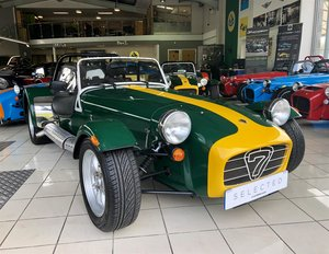 2010 CATERHAM Seven Roadsport 1.6 SV Chassis