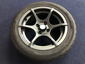 "2019 4 X CATERHAM 15"" ALLOYS For Sale"