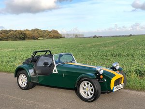 Caterham Seven 1600 K Series Supersport upgrade, 2002.