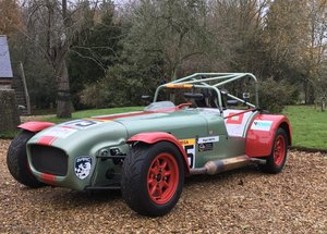 2001 Caterham Race Car