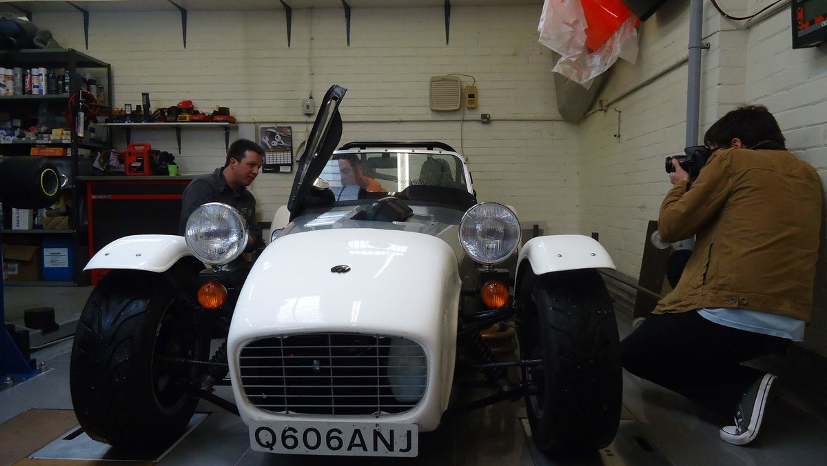 1990 Ultimate Caterham SOLD (picture 3 of 6)