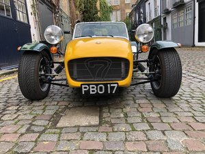 2006 Caterham Seven SV just 5100 miles from new For Sale