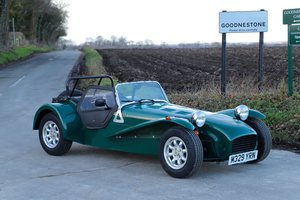 Caterham Seven, 1700 Super Sprint, 1995.  25 years old.
