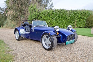 Picture of 1997 CATERHAM 7 SUPERSPORT 1.6 K SERIES - BRITISH MOTORSHOW CAR  SOLD