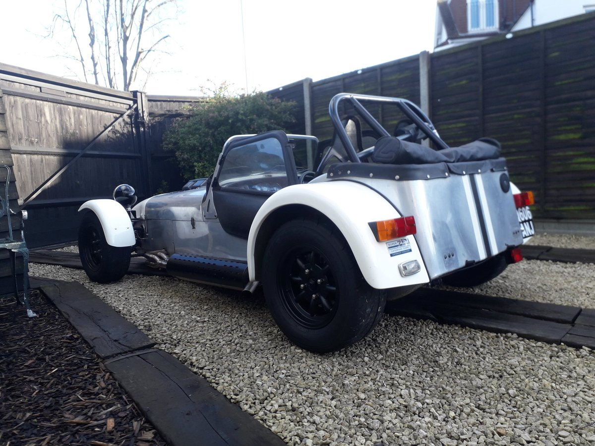 1990 Ultimate Caterham SOLD (picture 4 of 6)