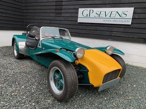 1990 Caterham Supersprint 1.7 Ford X Flow 135bhp 4 speed