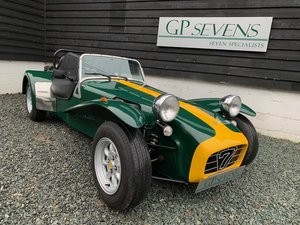 1998 Caterham Classic 1.6 VX Vauxhall 100bhp 5 speed For Sale