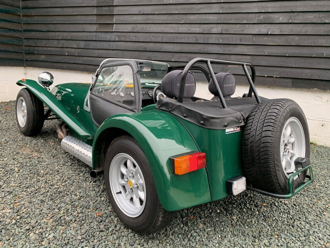 1998 Caterham Classic 1.6 VX Vauxhall 100bhp 5 speed For Sale (picture 2 of 6)