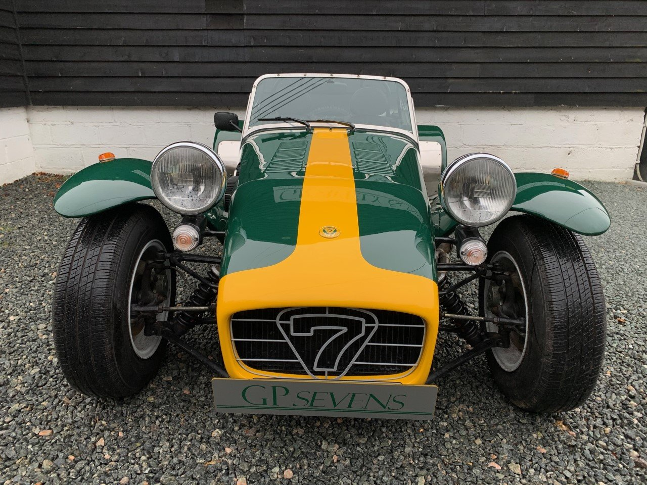 1998 Caterham Classic 1.6 VX Vauxhall 100bhp 5 speed For Sale (picture 3 of 6)