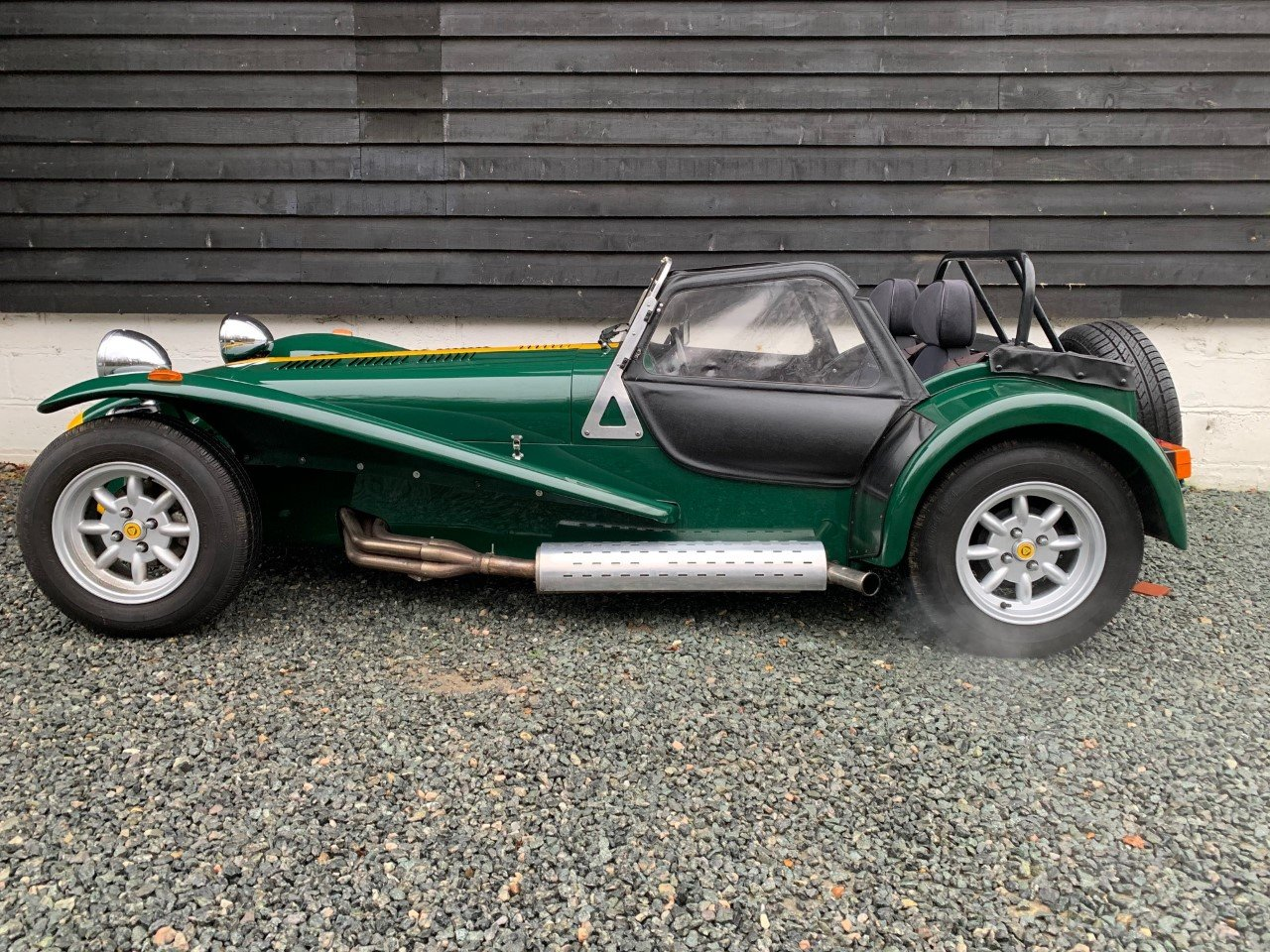 1998 Caterham Classic 1.6 VX Vauxhall 100bhp 5 speed For Sale (picture 4 of 6)