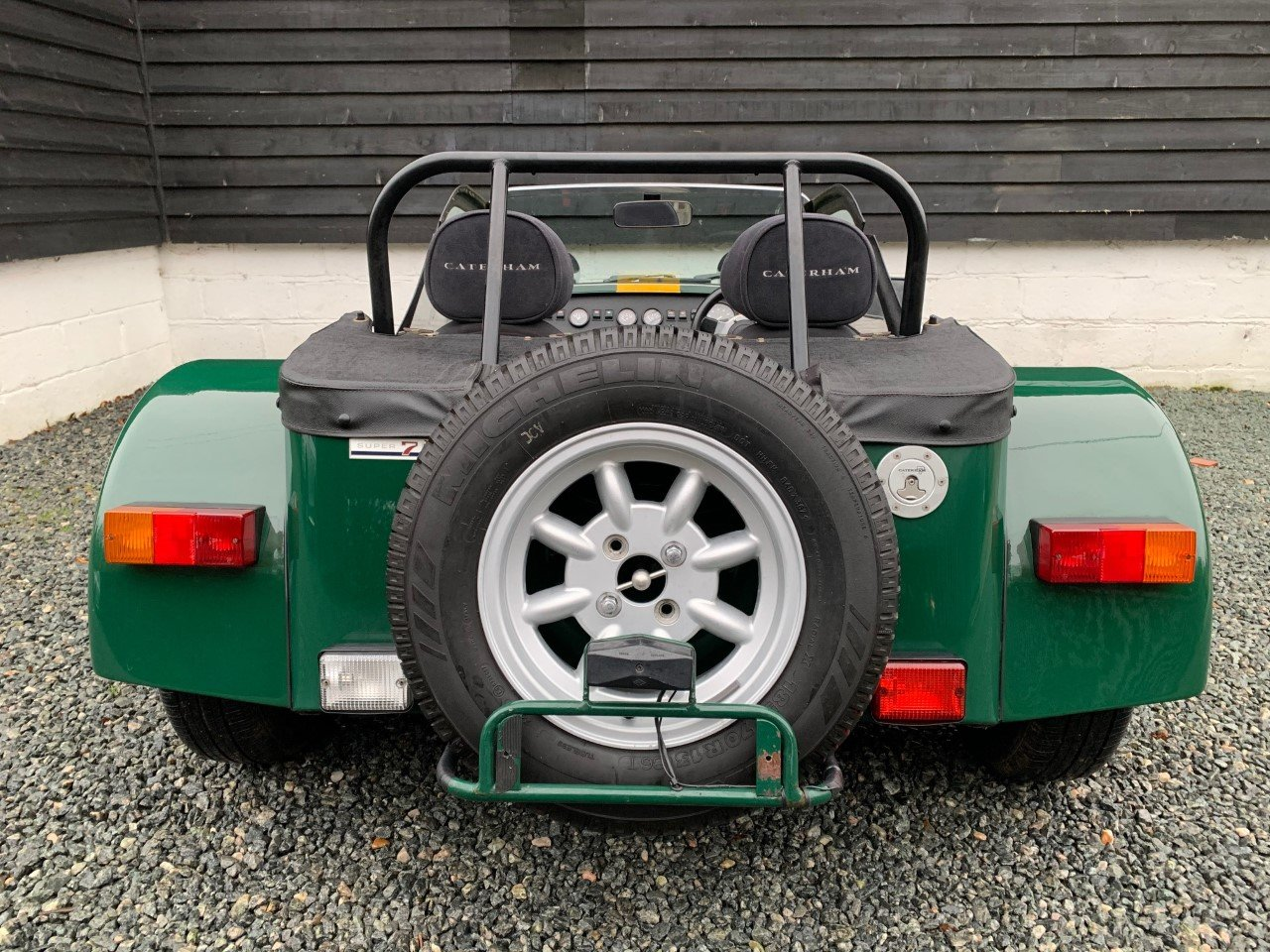1998 Caterham Classic 1.6 VX Vauxhall 100bhp 5 speed For Sale (picture 5 of 6)