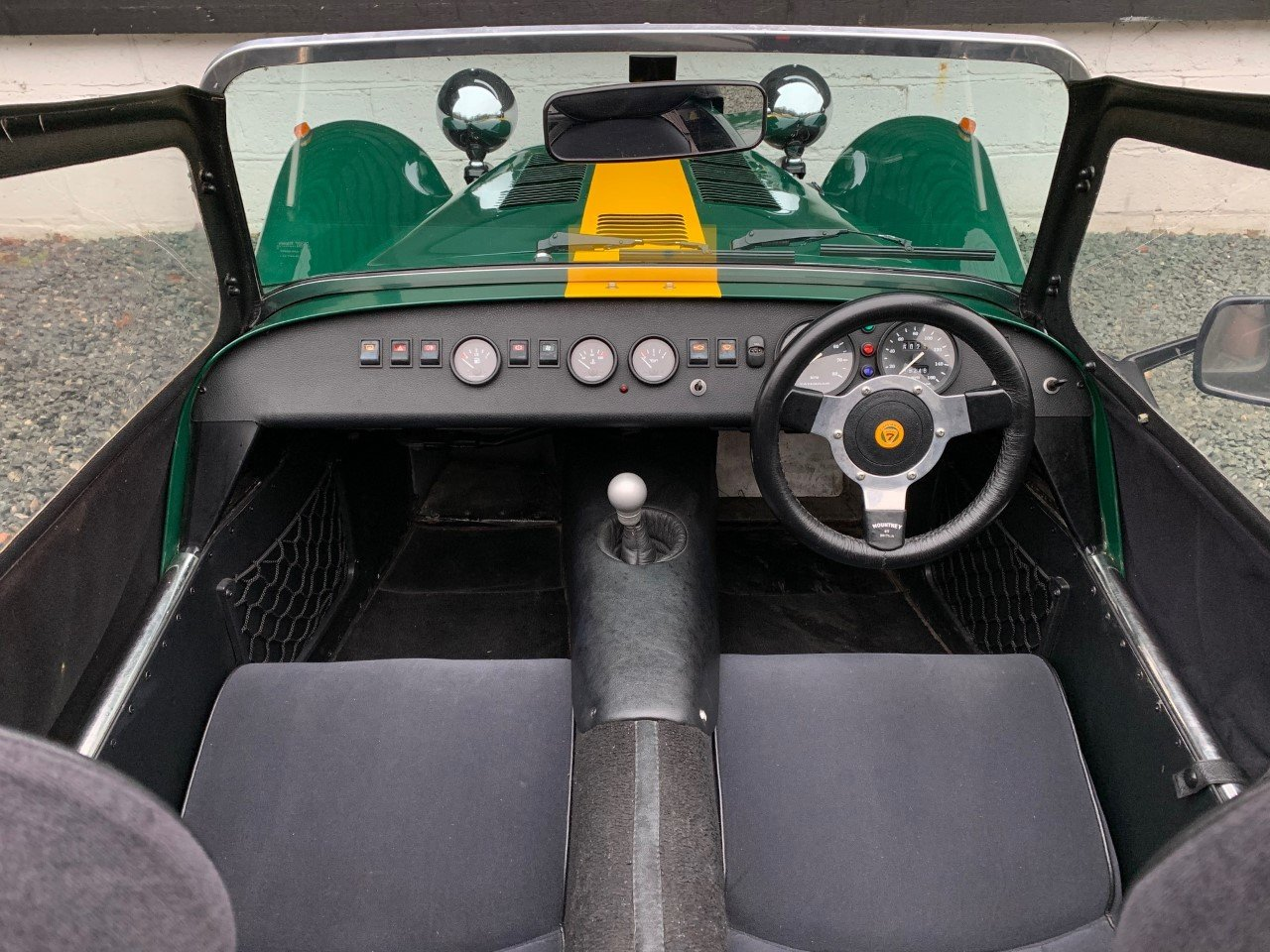 1998 Caterham Classic 1.6 VX Vauxhall 100bhp 5 speed For Sale (picture 6 of 6)