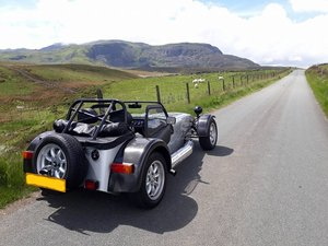 2008 Caterham Roadsport limited edition