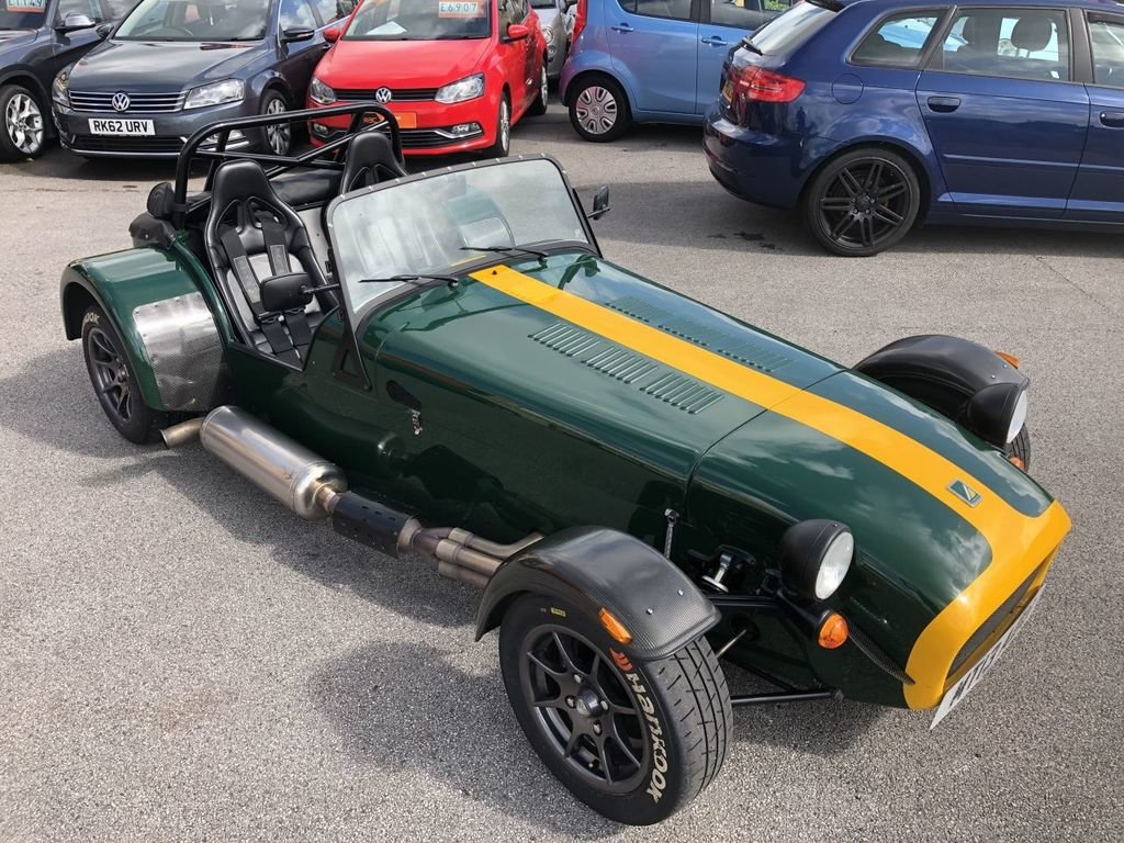 2013 Caterham Seven 7 Superlight R300 SV Wide Body For Sale (picture 1 of 6)