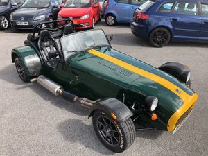 Caterham Seven 7 Superlight R300 SV Wide Body