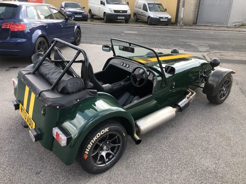 2013 Caterham Seven 7 Superlight R300 SV Wide Body For Sale (picture 2 of 6)