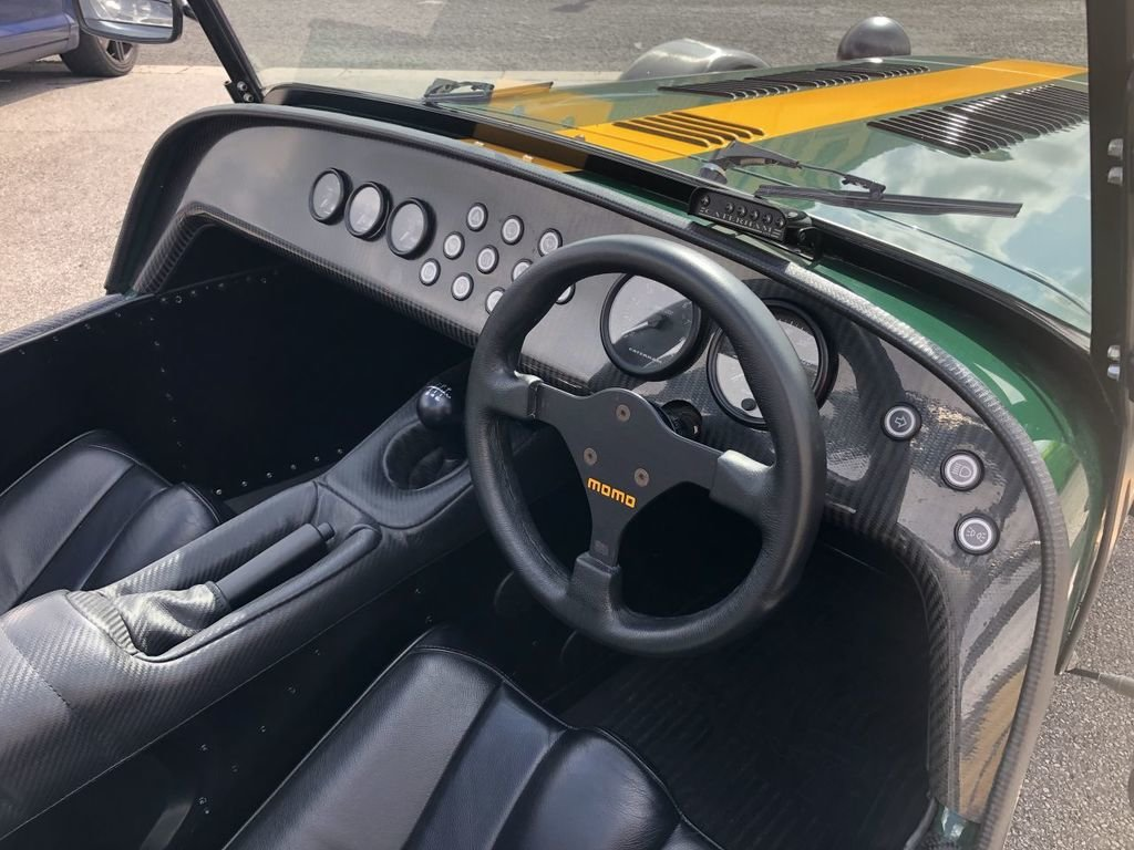 2013 Caterham Seven 7 Superlight R300 SV Wide Body For Sale (picture 5 of 6)