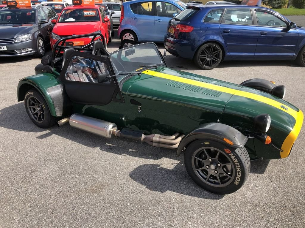 2013 Caterham Seven 7 Superlight R300 SV Wide Body For Sale (picture 6 of 6)