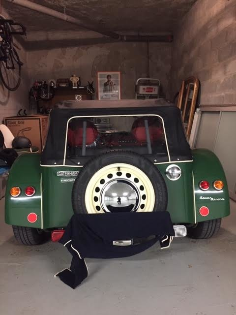 2017 Caterham sprint LHD For Sale (picture 3 of 6)