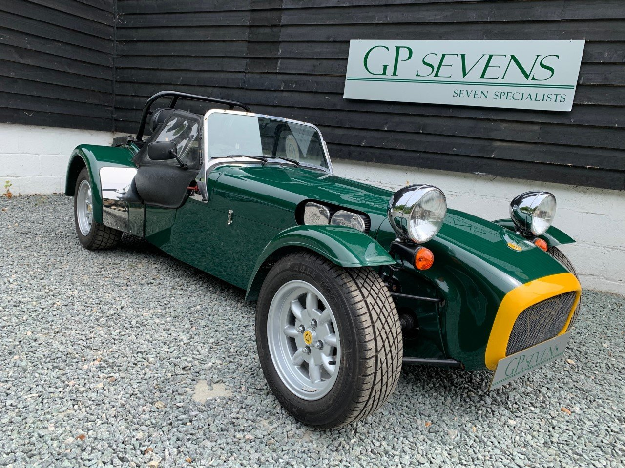 1998 Caterham Classic 1.6 Ford X Flow 100bhp 4 speed For Sale (picture 1 of 6)