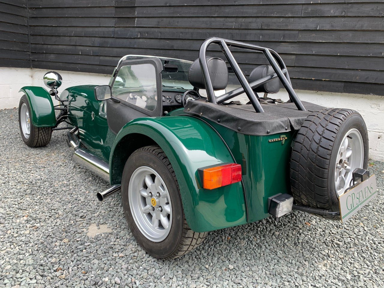 1998 Caterham Classic 1.6 Ford X Flow 100bhp 4 speed For Sale (picture 2 of 6)