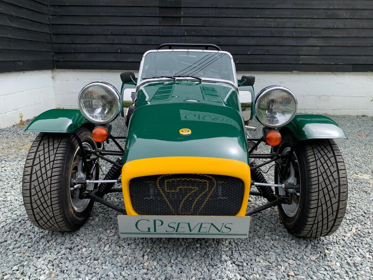 1998 Caterham Classic 1.6 Ford X Flow 100bhp 4 speed For Sale (picture 3 of 6)