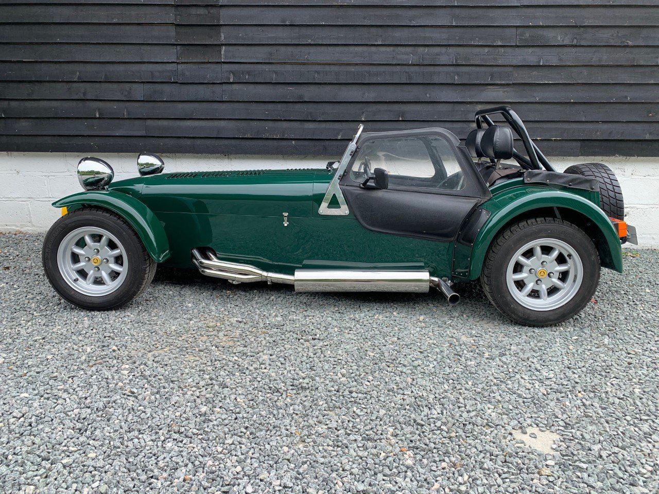 1998 Caterham Classic 1.6 Ford X Flow 100bhp 4 speed For Sale (picture 4 of 6)