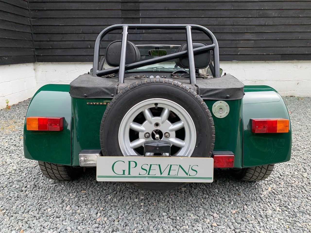 1998 Caterham Classic 1.6 Ford X Flow 100bhp 4 speed For Sale (picture 5 of 6)