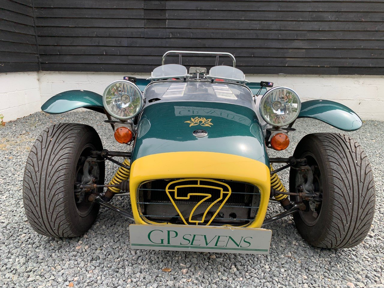 1983 * NOW SOLD * Caterham 1.6 LOTUS Twin-Cam 140bhp 4 speed SOLD (picture 3 of 6)