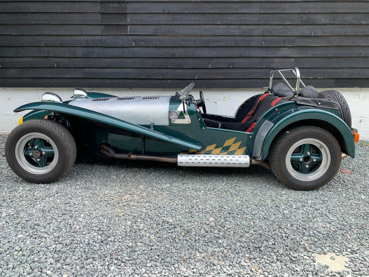 1983 * NOW SOLD * Caterham 1.6 LOTUS Twin-Cam 140bhp 4 speed SOLD (picture 4 of 6)
