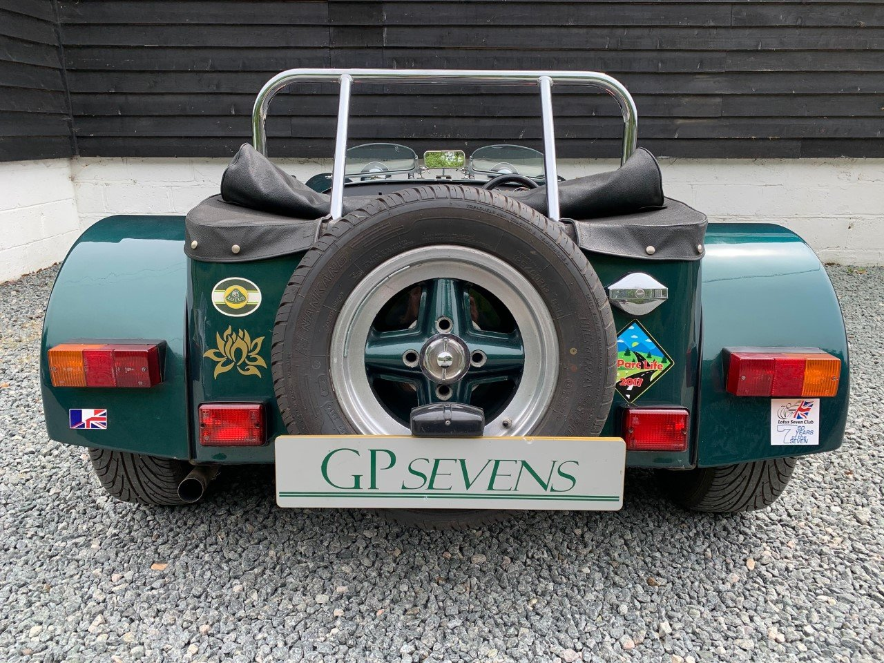 1983 * NOW SOLD * Caterham 1.6 LOTUS Twin-Cam 140bhp 4 speed SOLD (picture 5 of 6)