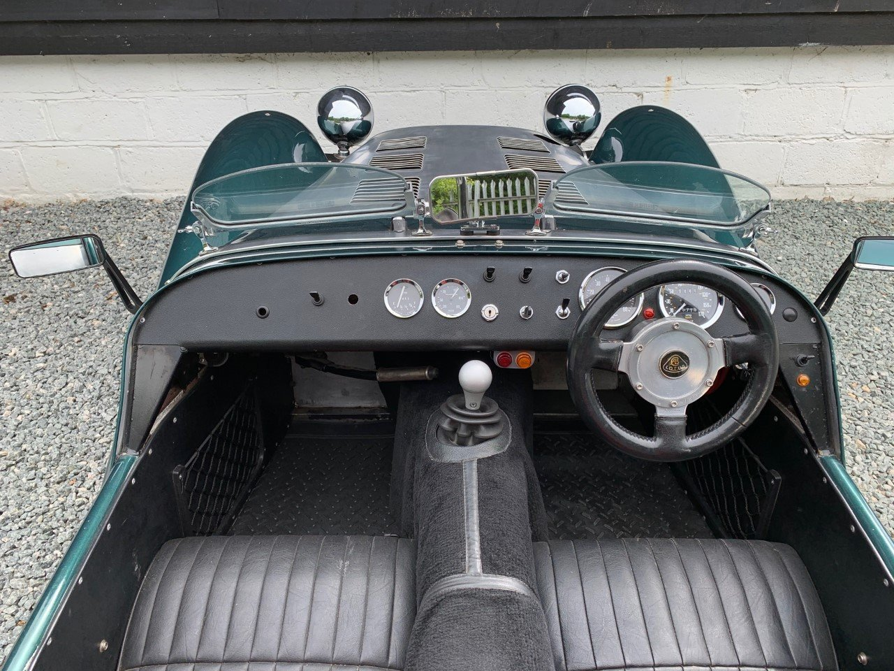 1983 * NOW SOLD * Caterham 1.6 LOTUS Twin-Cam 140bhp 4 speed SOLD (picture 6 of 6)