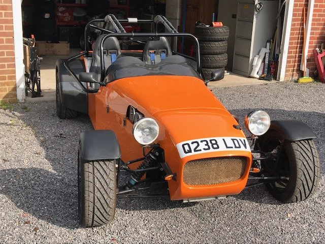 2006 MK Indy  - Caterham/Lotus type kit car For Sale (picture 1 of 6)