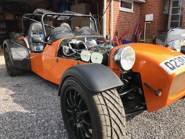 2006 MK Indy  - Caterham/Lotus type kit car For Sale (picture 2 of 6)