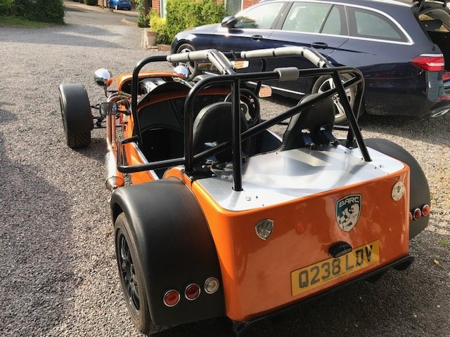 2006 MK Indy  - Caterham/Lotus type kit car For Sale (picture 4 of 6)