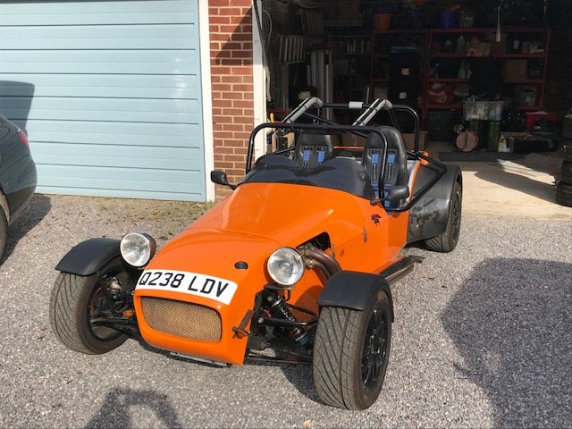 2006 MK Indy  - Caterham/Lotus type kit car For Sale (picture 5 of 6)
