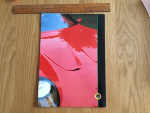 1998 Caterham 21 brochure For Sale
