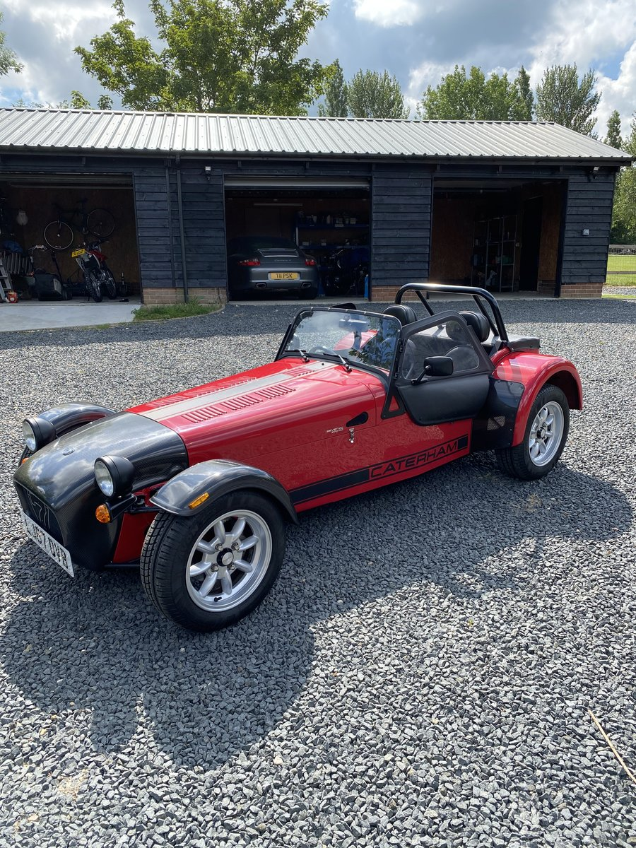 2017 Caterham 7 270S 1.6 For Sale (picture 1 of 6)