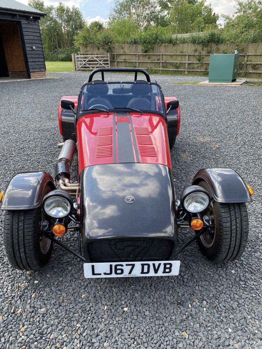 2017 Caterham 7 270S 1.6 For Sale (picture 2 of 6)