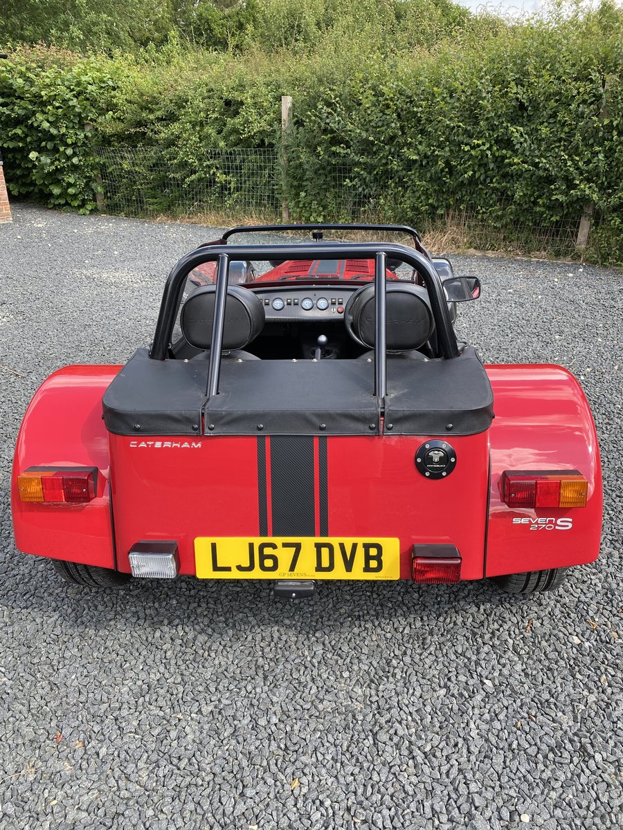 2017 Caterham 7 270S 1.6 For Sale (picture 3 of 6)