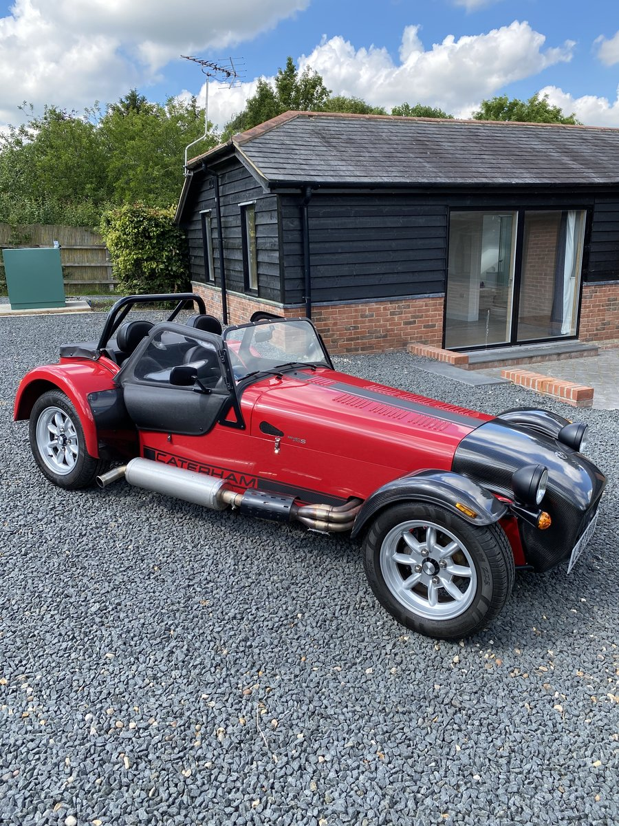 2017 Caterham 7 270S 1.6 For Sale (picture 4 of 6)