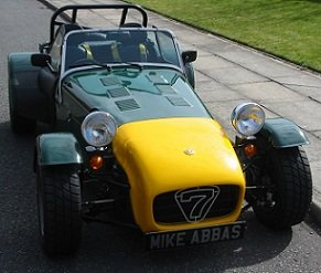 1980 CATERHAM SEVEN For Sale (picture 1 of 1)