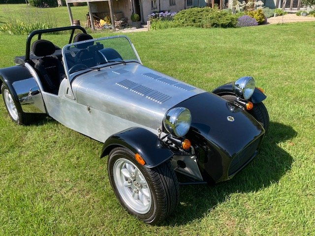 2009 Brand new Caterham 1400 K series unregistered For Sale (picture 1 of 6)