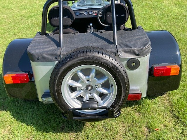 2009 Brand new Caterham 1400 K series unregistered For Sale (picture 2 of 6)