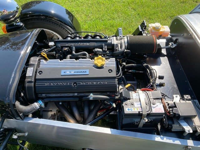 2009 Brand new Caterham 1400 K series unregistered For Sale (picture 3 of 6)