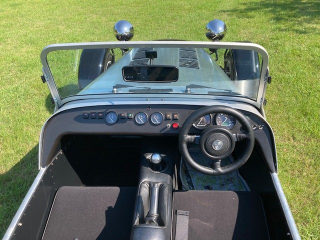 2009 Brand new Caterham 1400 K series unregistered For Sale (picture 5 of 6)