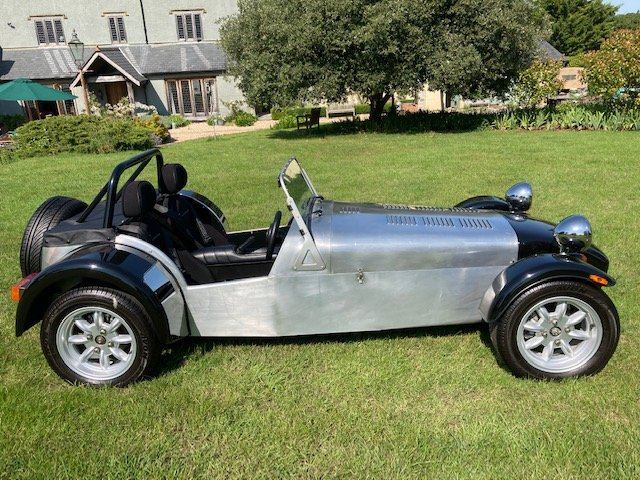 2009 Brand new Caterham 1400 K series unregistered For Sale (picture 6 of 6)
